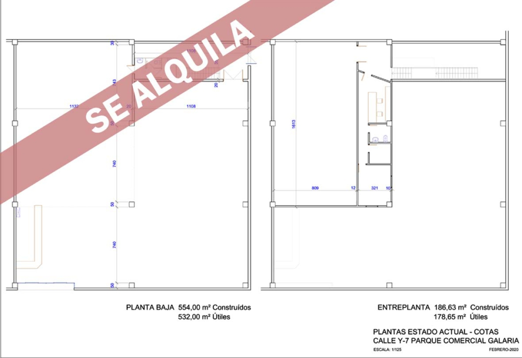 alquiler nave comercial pamplona