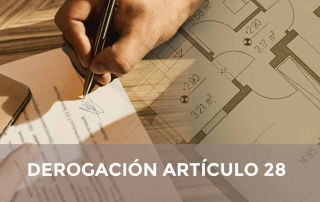 derogación artículo 28 Hipotecaria